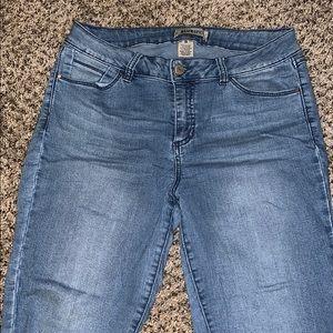 Blue Spice Size 9 Skinny Jeans